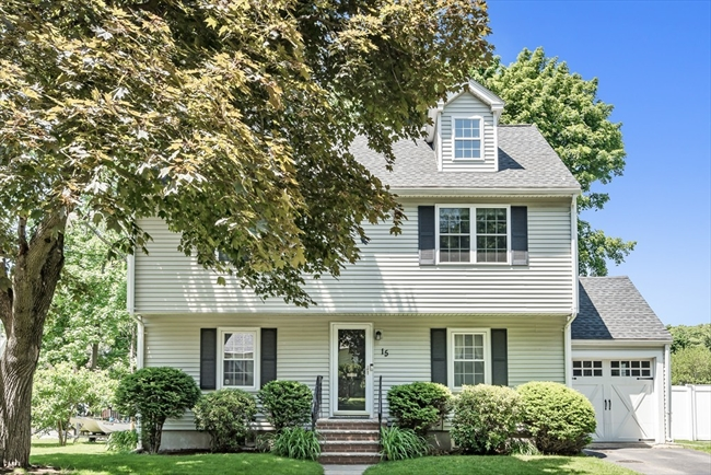 15 Golden Avenue Arlington MA 02476