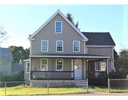Completely Remodeled with Cherry Cabinets, Granite Counters, Stainless Steel Appliances, 6 Panel Doors, Gleaming Hardwood Floors. High Efficiency Gas Heat/Central Air. 2nd floor unit of 2-family home. Centrally located within walking distance to commuter rail & town center.