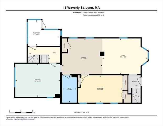 15 Waverly Street Lynn MA 01904