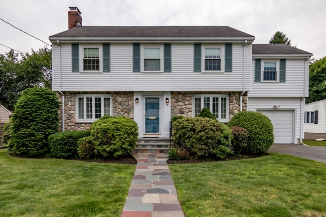 7 Great Meadow Road Newton MA 02459