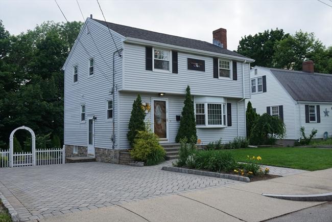 58 Manor Street Boston MA 02122