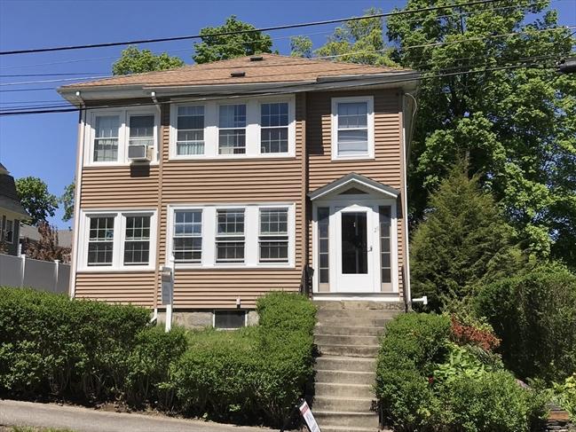 27 Pembroke Street Newton MA 02458