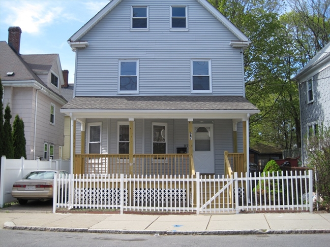 27 Evans Street Boston MA 02124