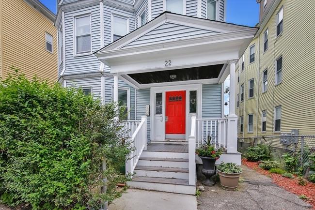 22 Dalrymple Street Boston MA 02130