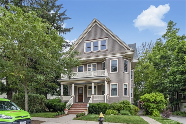 41 Congreve St, Boston, MA, 02131, Roslindale Home For Sale