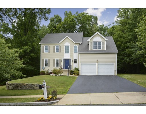 282 Samuel Drive, Northbridge, MA 01588