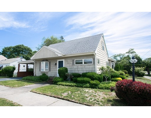 "What if I told you a very unique property in the northend of NB is now available for the 1st time since it was built in 1956? This classic Cape Cod home w/3 bedrooms & 2 baths (1/2 bath in basement) transitioned from classic to ""one of a kind"" in 1968 when the owners built a huge addition and then continued adding on through 1976. Two large skylights illuminate the kitchen with an abundance of natural light; high-end cabinets encompass the cooking area, sub-zero refrigerator, Miele 5-burner countertop range, dbl oven & peninsula! The 20'x16' family room w/fieldstone fireplace and dining area is perfect for entertaining! Enjoy the luxury of your own indoor hot tub! Other highlights include the rustic enclosed sunroom w/flagstone floor, finished basement w/bar, professionally landscaped yard w/irrigation system, carport & two separate driveways! Pleasant neighborhood, close to highways, restaurants, parks & supermarkets! This home is a definite must see, call today for a private showing!"