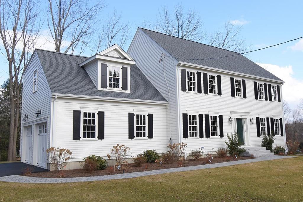217 Bacon Street Natick, MA Real Estate