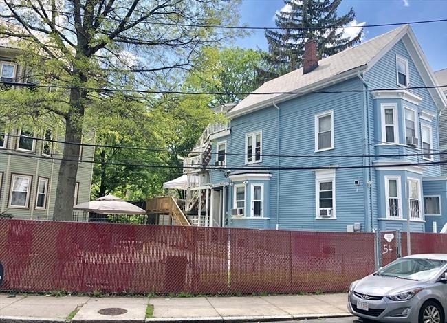 54 Creighton Street Boston MA 02130