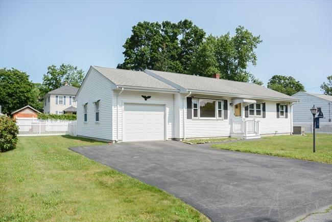 15 Merrill Avenue Taunton MA 02780