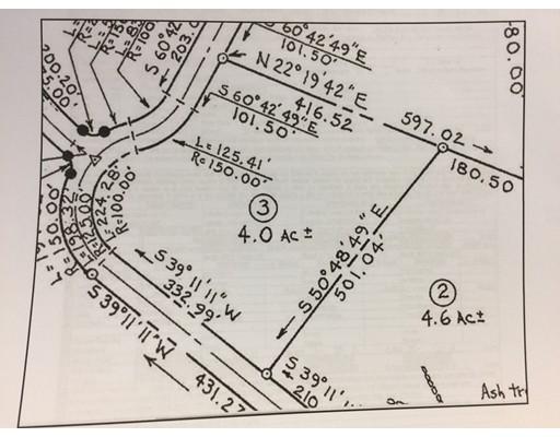 0 Rolling Lane Lot 3, Leyden, MA 01337