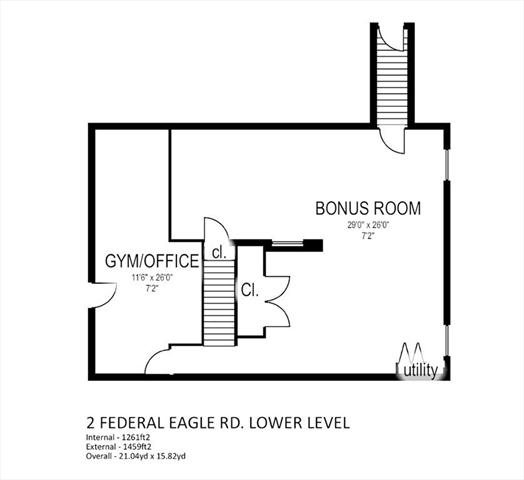 2 Federal Eagle Road Duxbury MA 02332
