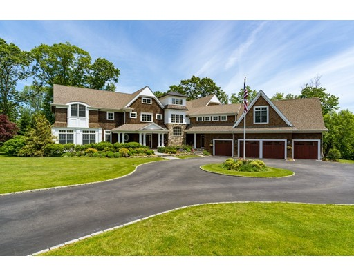 4 Fox Meadow Drive, Westwood, MA 02090