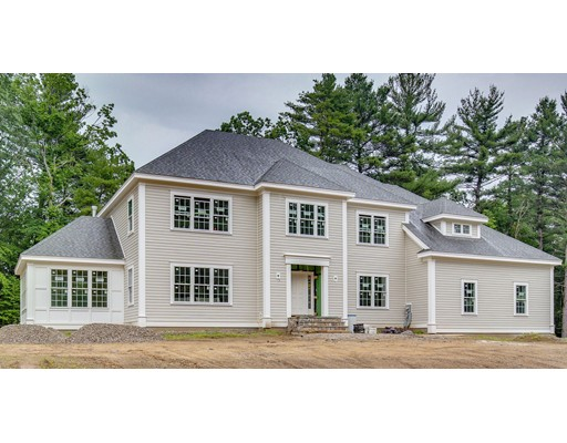 12 Deer Run Rd Lot 9, Boxford, MA 01921
