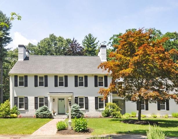 101 Ledge Rock Rd Concord Ma Home For Sale
