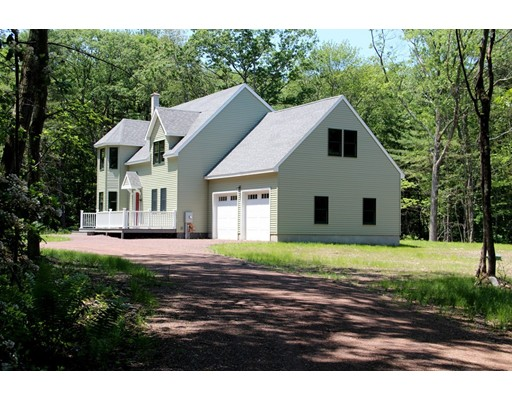 341 East Chestnut Hill Road, Montague, MA 01349
