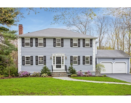 15 Tanglewood Road, Wellesley, MA 02481