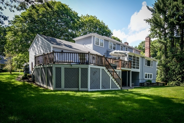 15 Tanglewood Road, Wellesley, MA, 02481,  Home For Sale