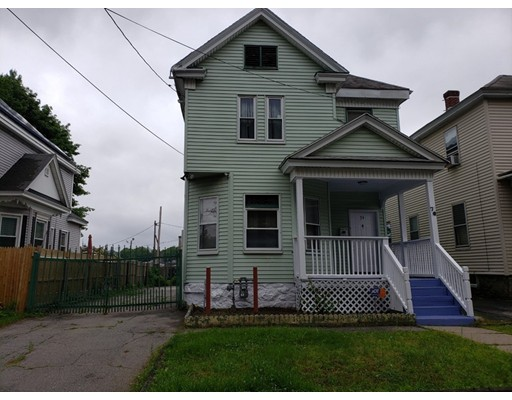 76 Exeter Street, Lawrence, MA 01843