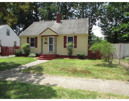 214 Russell St, Springfield, MA 01104