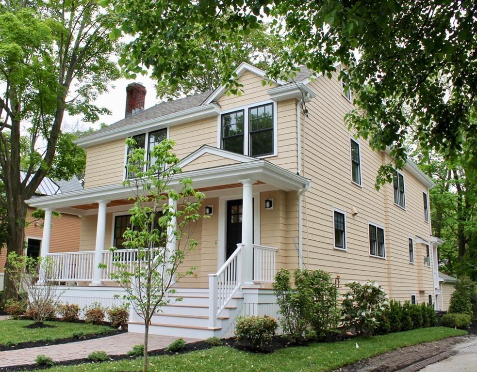 Photo of 2 Hancock Avenue Lexington MA 02420