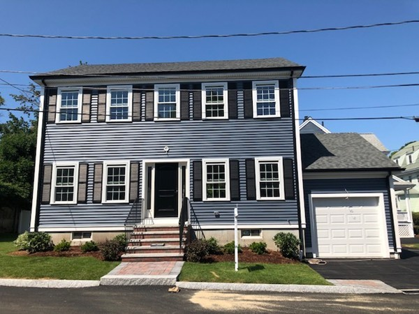 9 GRANT PLACE, Waltham, MA, 02451,  Home For Sale