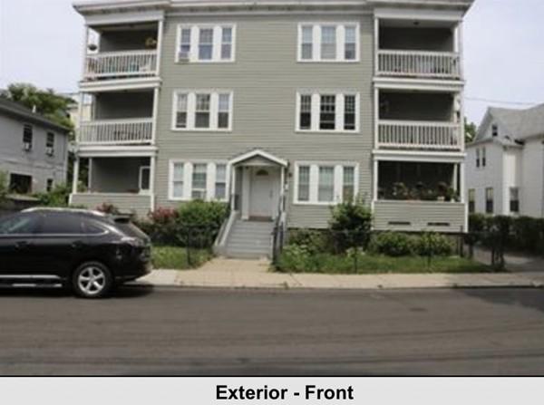 100 Capen Street Boston MA 02124