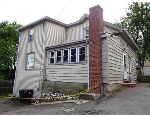 344 Grove Street (Rear), Woonsocket, RI 02895