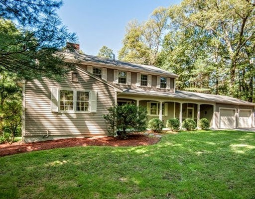 18 Old Orchard Rd, Sherborn, MA 01770