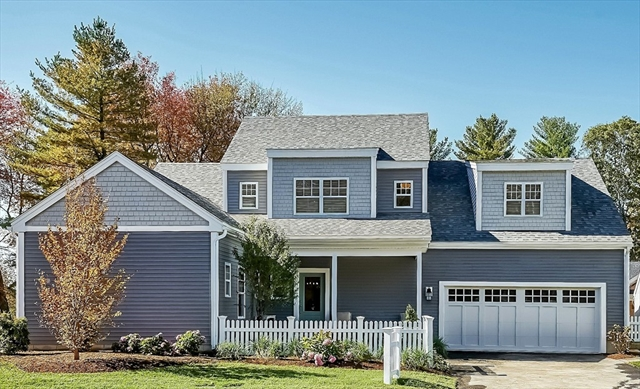 40 Fern Crossing, Ashland, MA, 01721,  Home For Sale