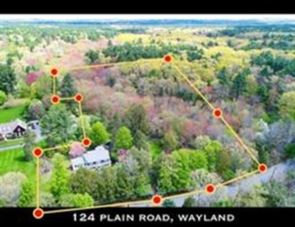 124 Plain Road Wayland MA 01778