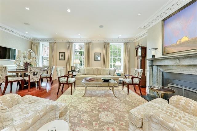 66 Mount Vernon St, Boston, MA, 02108, Beacon Hill Home For Sale