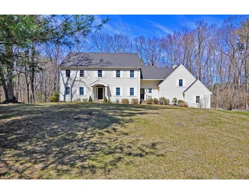 16 Powderhouse Ln, Boxford, MA 01921