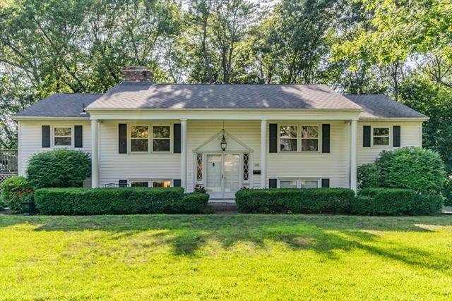 96 White Oaks Drive Longmeadow MA 01106