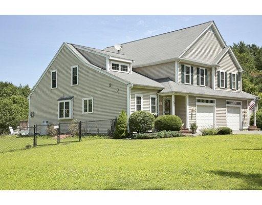 60 West St 60, Plympton, MA 02367