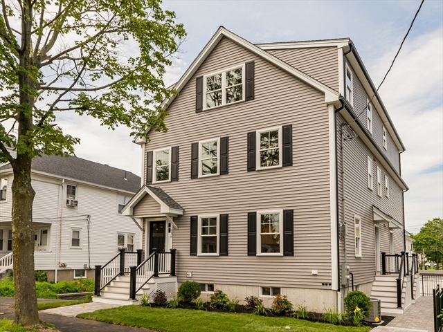 136 Clark Street, Waltham, MA, 02453,  Home For Sale