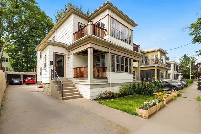 28 Marlboro Street, Belmont, MA, 02478 Real Estate For Sale