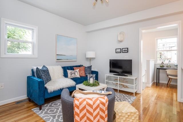 258 Everett Street, Boston, MA, 02128, East Boston's Jeffries Point Home For Sale