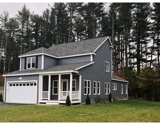 1 Summers Circle Lot 8, Upton, MA 01568