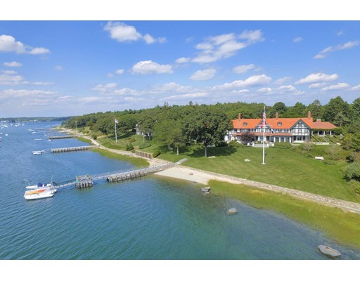 125 Allens Point Road, Marion, MA 02738