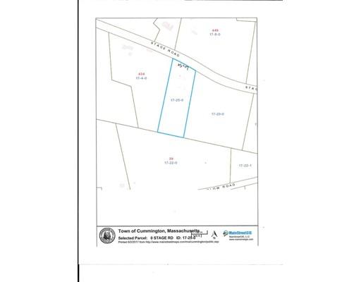 0 Stage Rd, Cummington, MA 01026