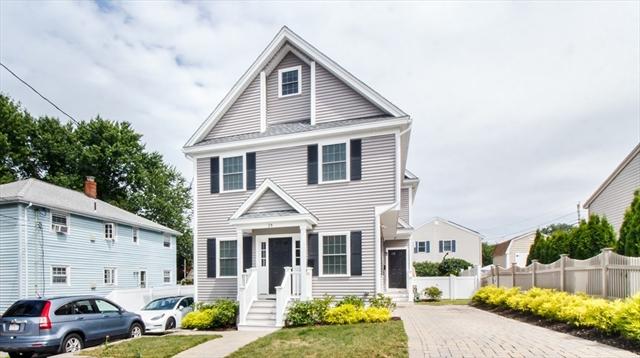 31 Harrington Street, Watertown, MA, 02472,  Home For Sale