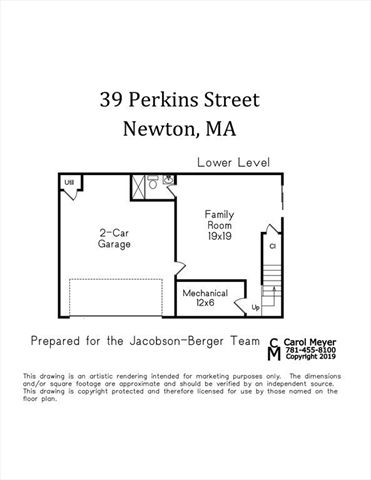 39 Perkins Street Newton MA 02465