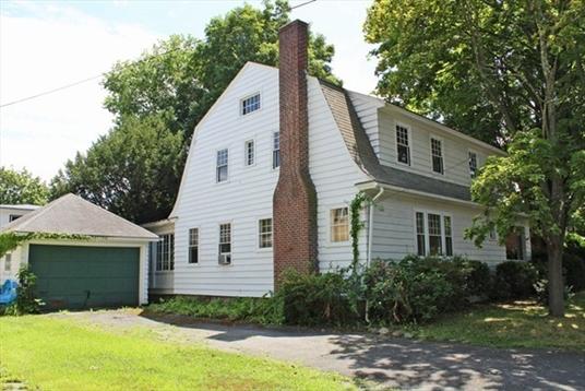 93 Franklin Street, Greenfield, MA: $175,000