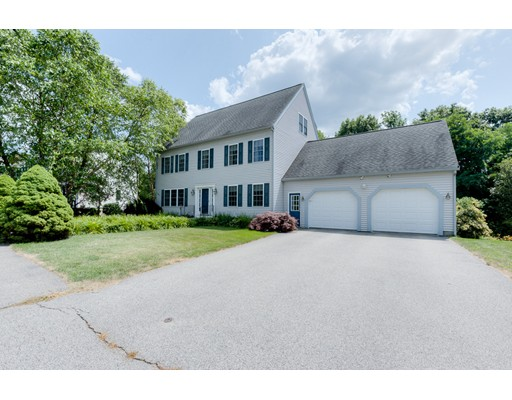 24 Blackthorn Drive, Worcester, MA 01609