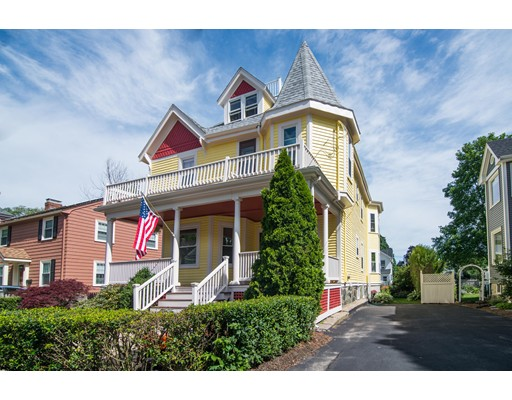 12 Orient Place, Melrose, MA 02176