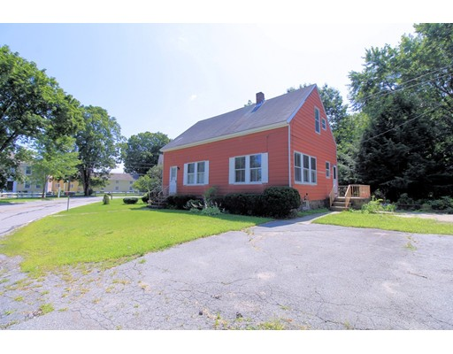 LOOKS CAN BE DECEIVING...YOU'LL BE SURPRISED when you walk into this charming 3-bedroom home!  First floor has 10' ceilings, with a huge front-to back living room, formal dining room and spacious kitchen.   Upstairs are 3 bedrooms -- all with built-in cabinetry, and a full bathroom.  Hardwood floors under carpet throughout. Natural Gas on street, and Town water & sewer.  Needs work, but has great potential -- this diamond in the rough is just waiting for your vision to truly sparkle and become your family's home sweet home!  Desirable South Chelmsford location.