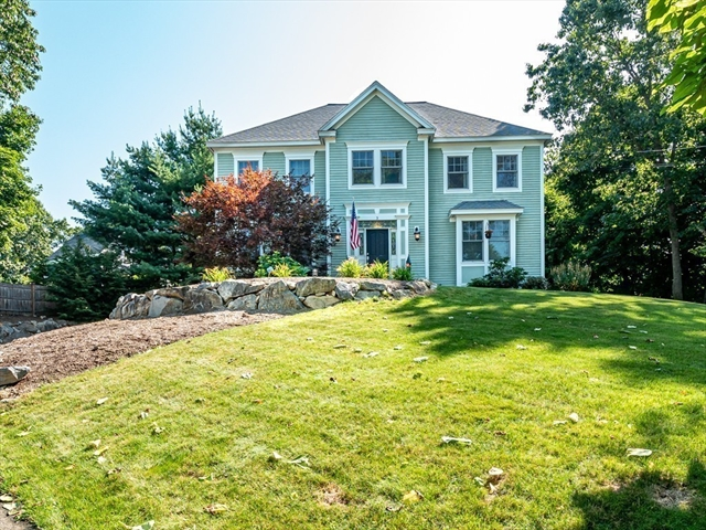 3 Franklin Avenue Andover MA 01810