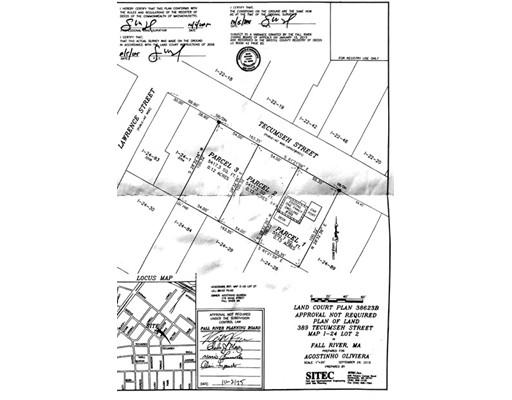 389 Tecumseh St, Fall River, MA 02721