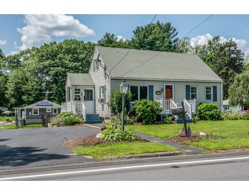 316 Pleasant St, Leicester, MA 01524